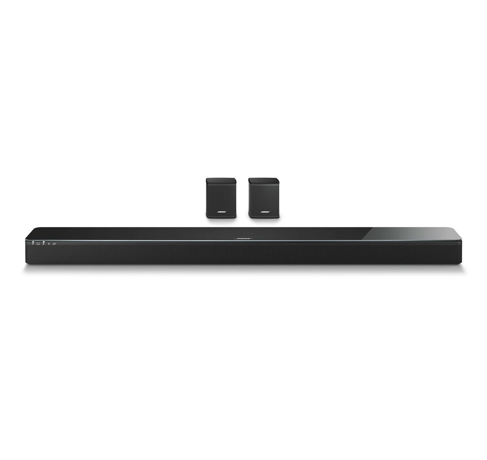 bose soundtouch 300 black soundbar kit w virtually. Black Bedroom Furniture Sets. Home Design Ideas