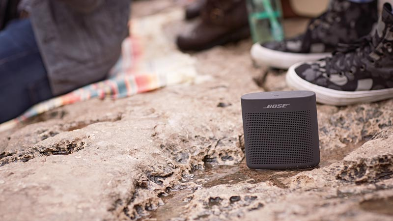 Image of SoundLink Color II at the beach