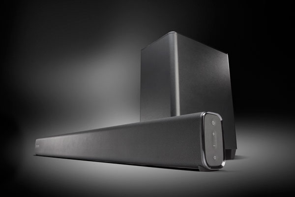Dynamic Hero Image of TVB2 sound bar