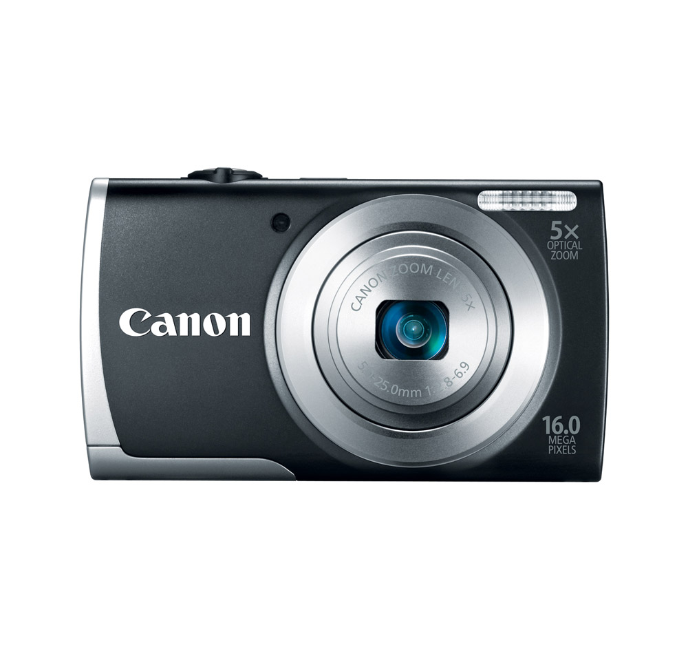 Canon PowerShot A2500 Black 16-megapixel Digital Camera at Sears.com