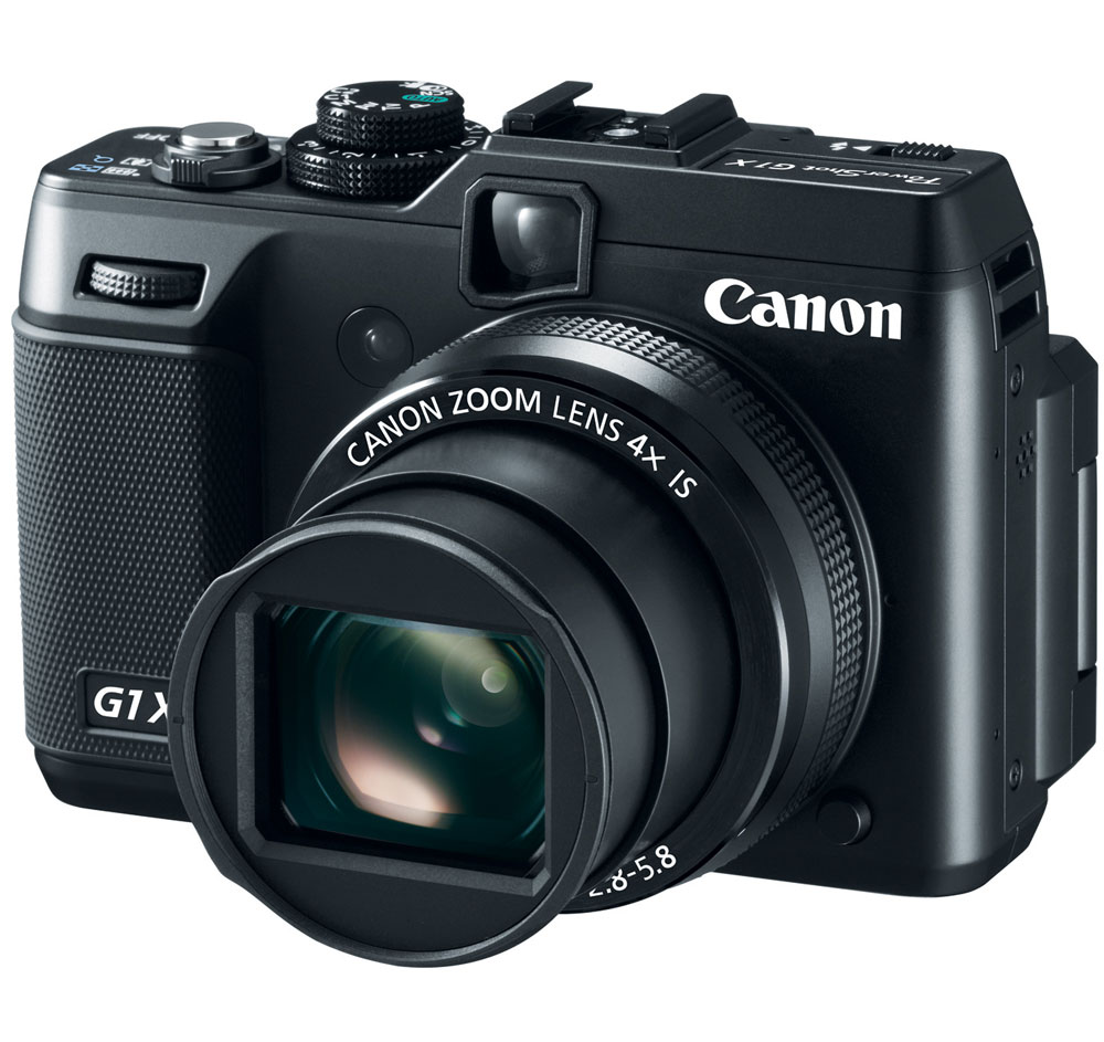 Canon PowerShot G1 X 14.3-megapixel Digital Camera at Sears.com