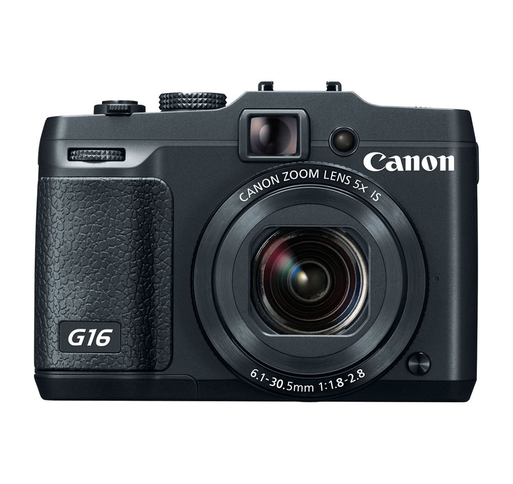 Canon PowerShot G16 12.1-megapixel Digital Camera at Sears.com