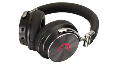 Cleer NC headphones Full Circumaural Design