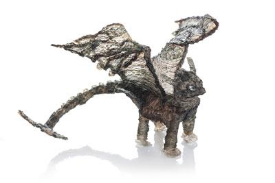 Image of dragon 3D Printing
