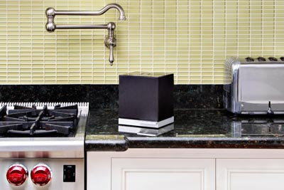 W7 speaker Kitchen