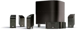 Infinity Speaker Deal - Save over 40% on a TSS-500 5.1 speaker system