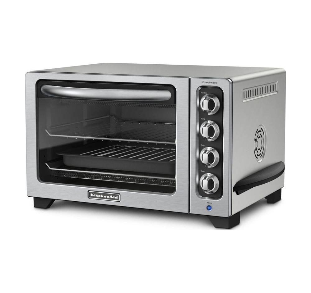 KitchenAid Silver Toaster Oven (KCO223CU) at Sears.com