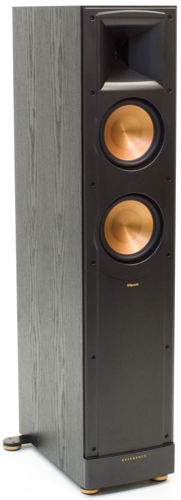 Klipsch RF-62 II Black (Ea.) 2-Way Reference Floorstanding Tower Speaker at Sears.com