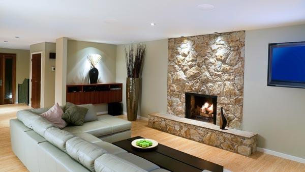 MartinLogan Installed in Living Room