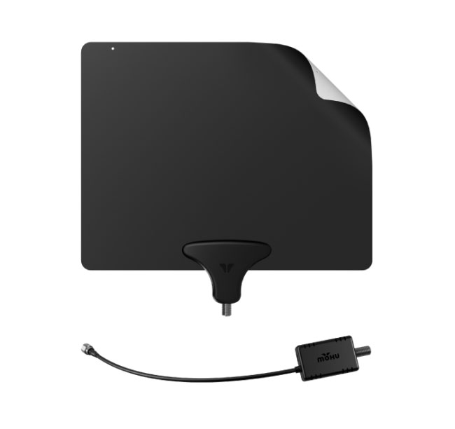 Mohu Leaf 50 Antenna - Amplified Indoor TV Antenna at Sears.com
