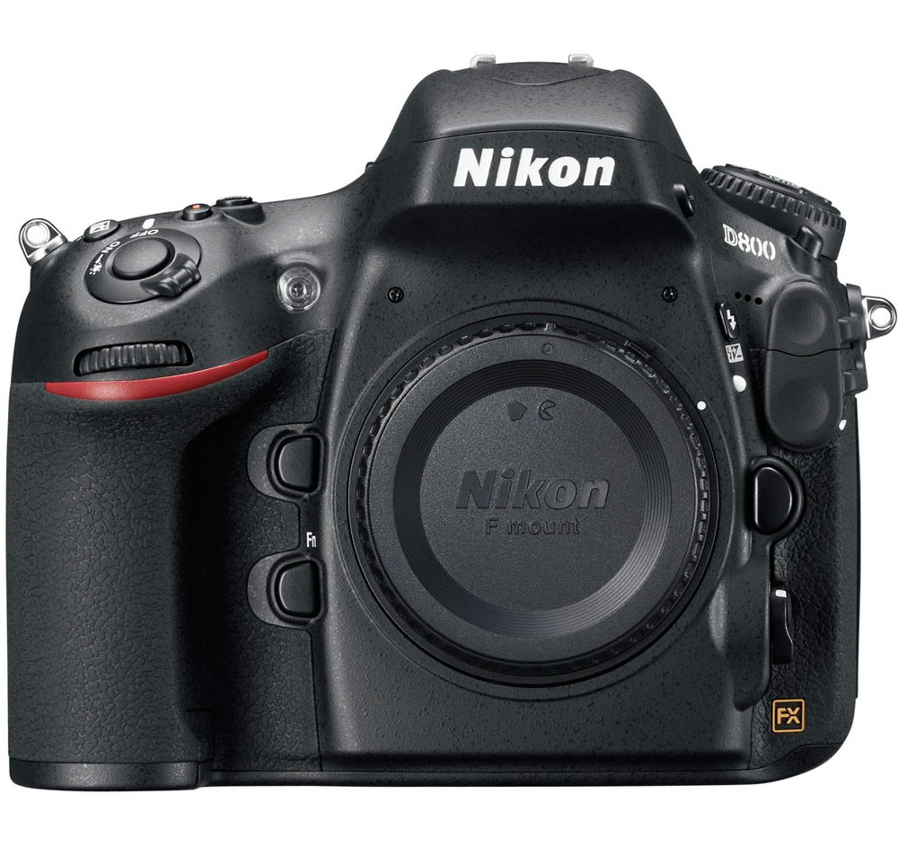 Nikon D800 (Body Only) Factory Rewened at Sears.com