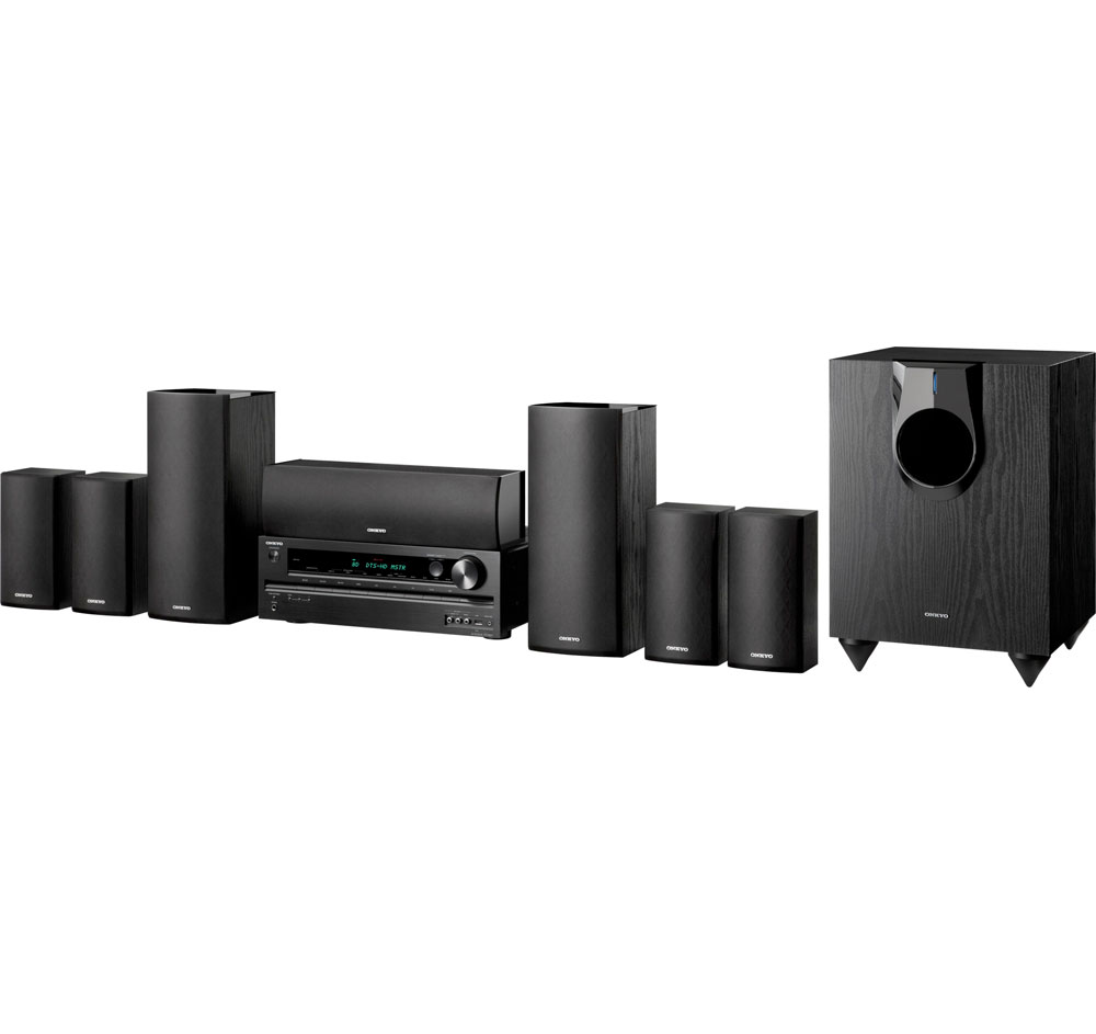 Onkyo HT-S5500 7.1-Channel 3D Home Theater System at Sears.com