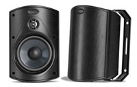 Free Polk Audio Atrium 4 Outdoor Speakers with purchase of $499 or more of Polk Audio Speakers