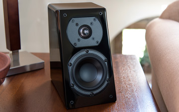 image of Elevate speaker on table