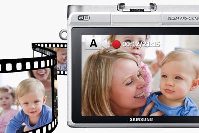 Full HD 1080p Video Recording
