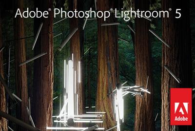 Includes Adobe Photoshop Lightroom 5