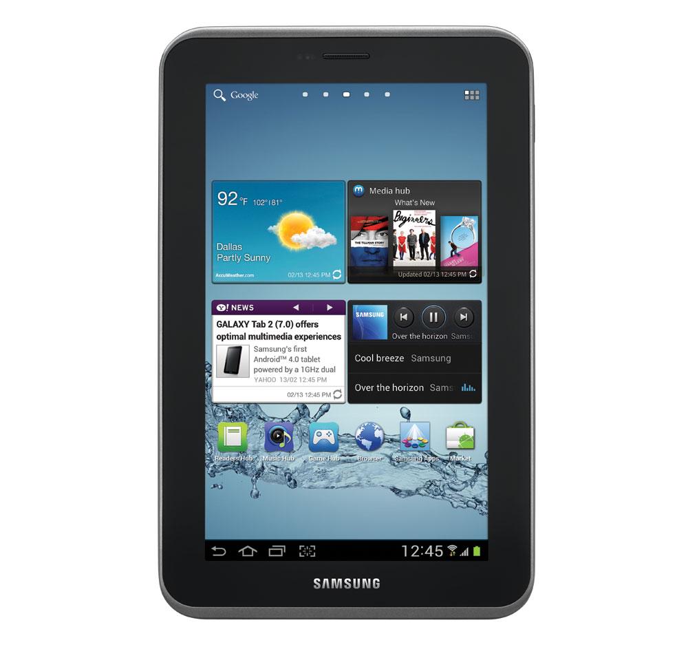 Samsung Galaxy Tab 2 (7.0) 7-inch Tablet with 8GB HDD- refurbished at Sears.com