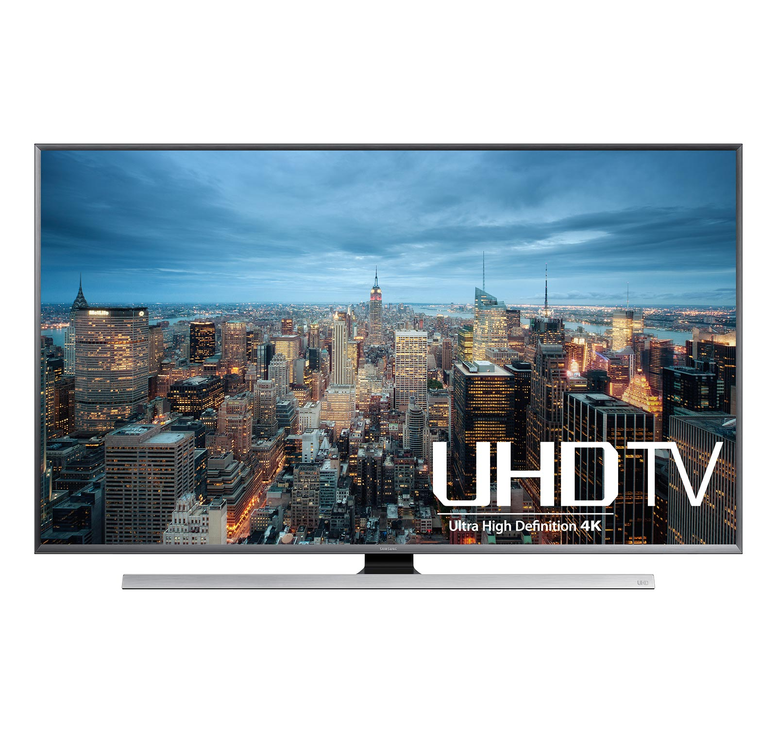 "Samsung 40"" Class Slim 4K Ultra HD LED Smart TV 125936"