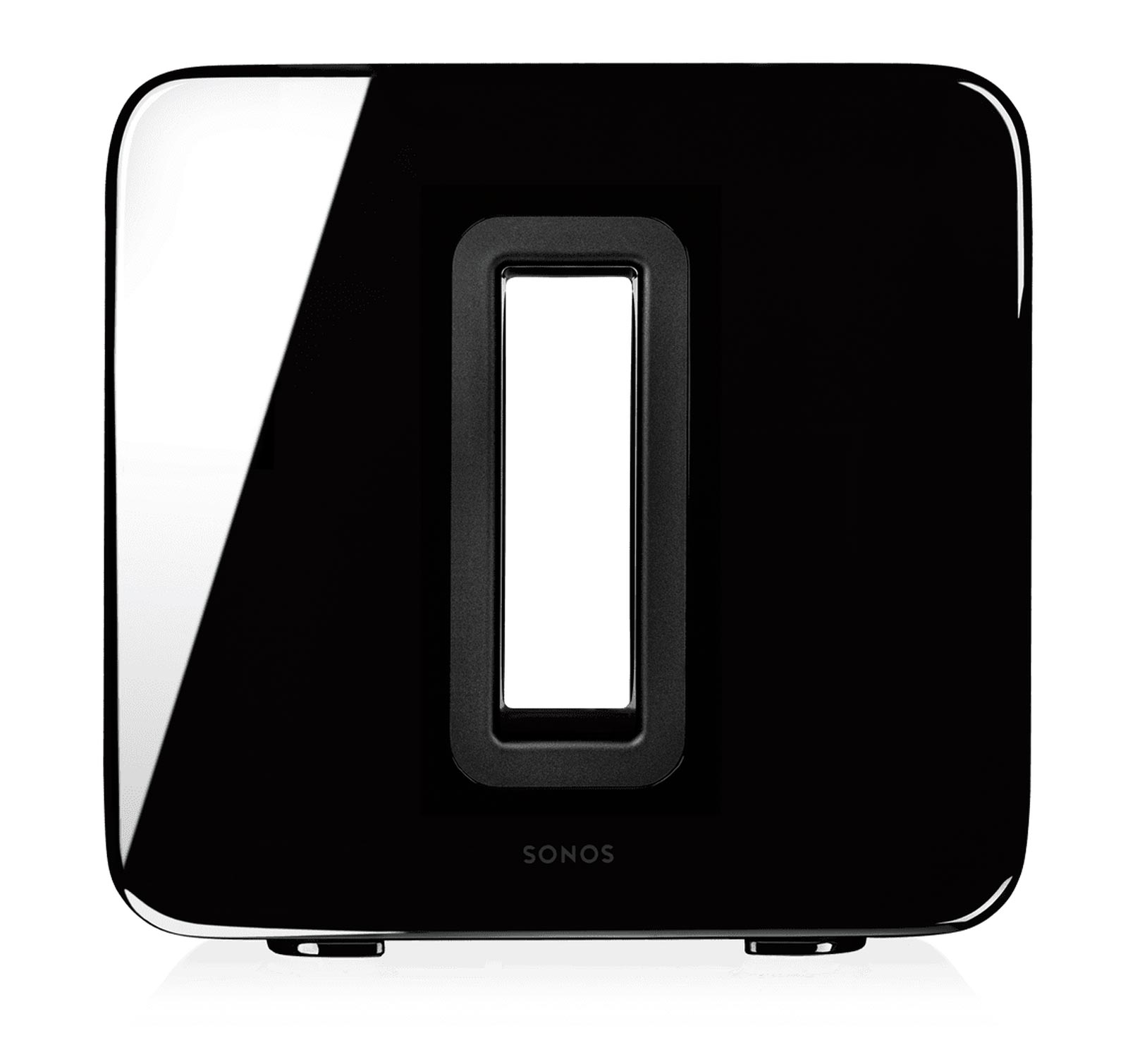 Image of the Sonos Sub (Black) Wireless Subwoofer