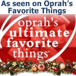 As seen on Oprah's favorite things
