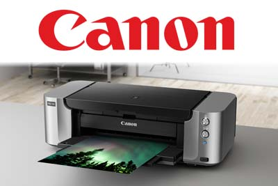 Canon Printer Rebates on Pixma PRO 100.