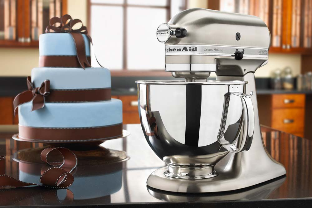 Picture of KitchenAid KSM150PS and KSM152PS Stand Mixers