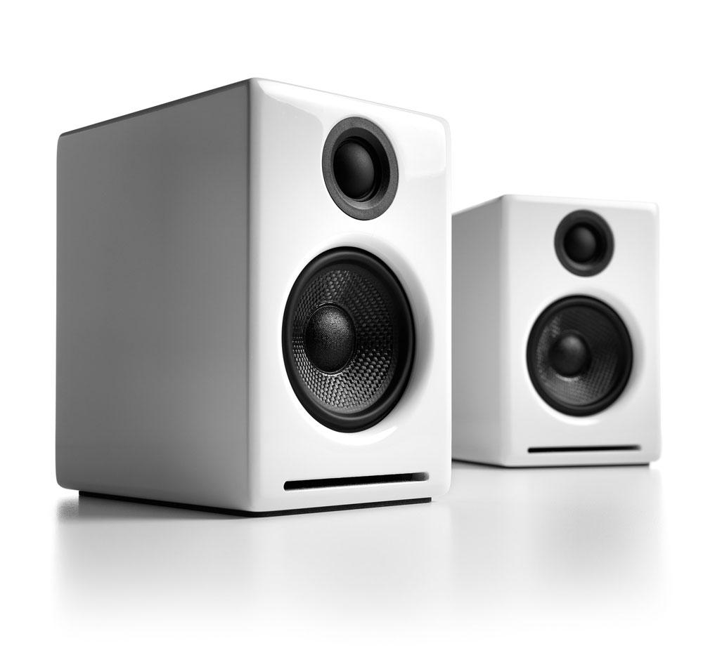 Audioengine A2+ White  2-way Powered Speaker System