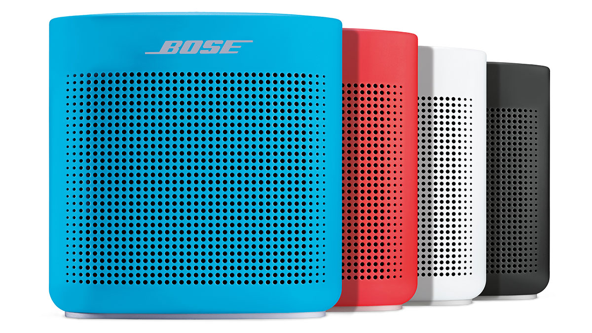 Image of Bose SoundLink Color II family
