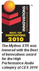 Best of Innovations award
