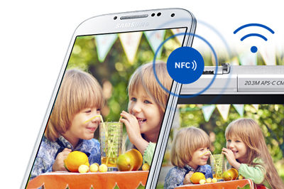 Tag and Go, NFC Wi-Fi