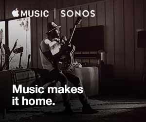 Apple Music Now on Sonos