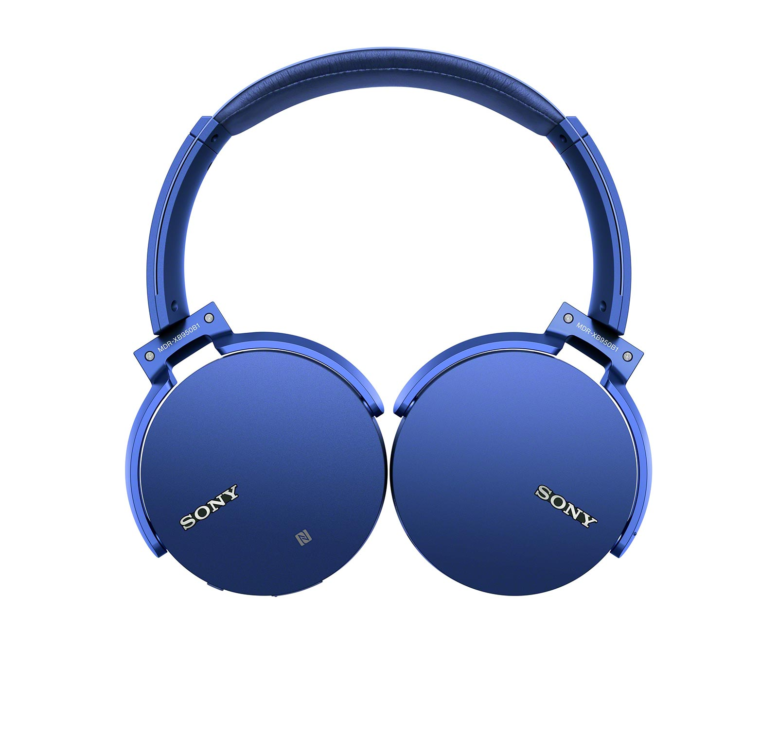 Sony-MDRXB950B1-L-Blue-Over-ear-Bluetooth-Headphones thumbnail 5